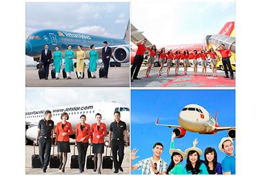 dieu-kien-ve-may-bay-vietjet-jetstar-va-vietnam-airlines